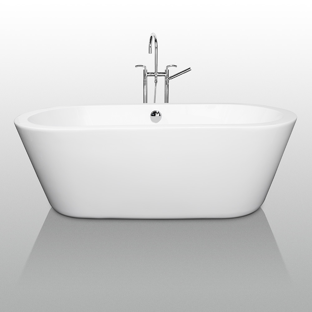 Rub a dub dub let s buy a tub good bones with potential for Free standing soaking tub
